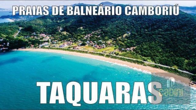 Terreno na praia de Taquaras em Balneário Camboriú - 400 metros do mar! - Foto 5