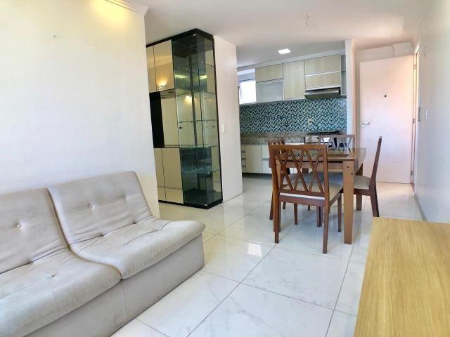 Apartamento no Reserva Passaré com 3 quartos, 2 vagas e todo Projetado - Foto 6