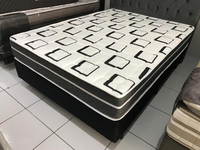 Cama Box Casal Orthoflex em Molas - Pronta Entrega! - Foto 5