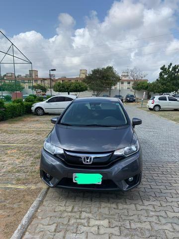 Honda Fit EX 2015 automático APENAS VENDA - Foto 2