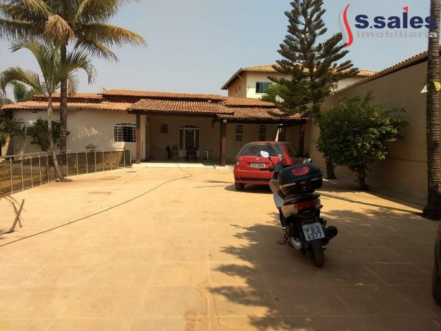 Casa à venda com 1 dormitórios em Setor habitacional vicente pires, Brasília cod:CA00459