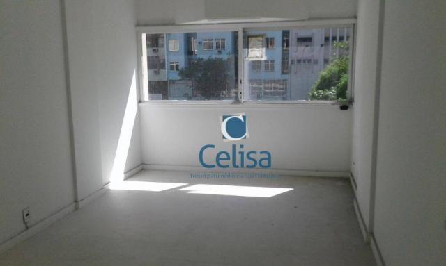 Sala para alugar, 40 m² por R$ 1.200/mês - Copacabana - Rio de Janeiro/RJ - Foto 5