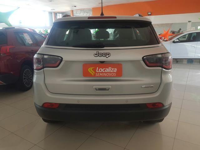 COMPASS 2018/2019 2.0 16V FLEX LONGITUDE AUTOMÁTICO - Foto 4