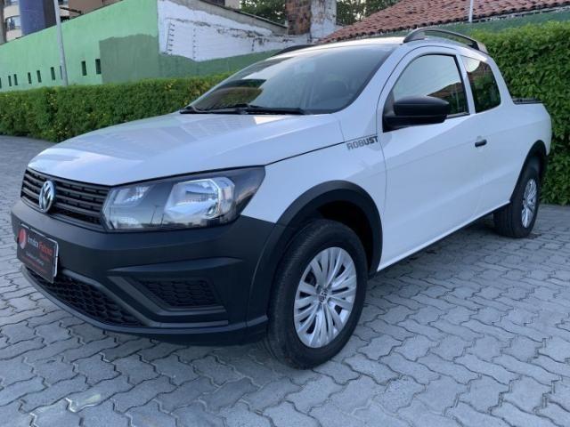 Volkswagen saveiro 2019 1.6 msi robust cd 8v flex 2p manual - Foto 2