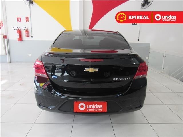 Chevrolet Prisma 1.4 mpfi lt 8v flex 4p automático - Foto 6