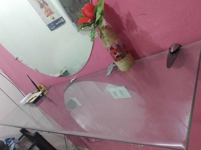 Espelho e bancada - Foto 2