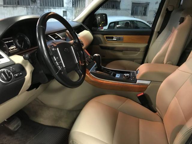 RANGE ROVER SPORT 2011/2011 3.0 SE 4X4 V6 24V BITURBO DIESEL 4P AUTOMÁTICO - Foto 7