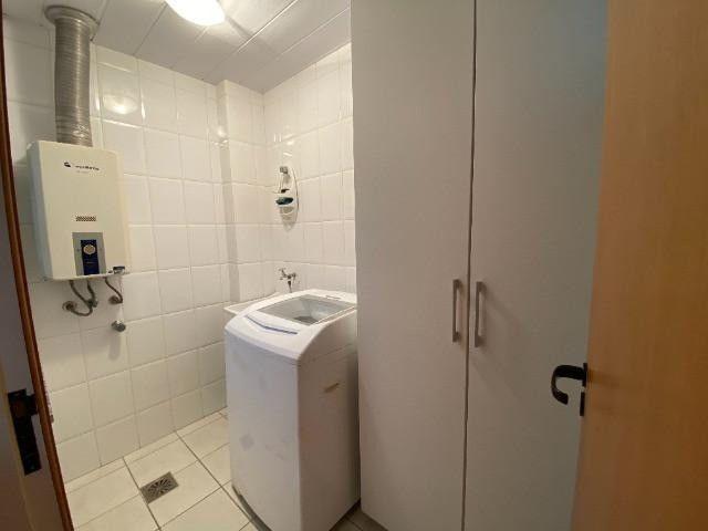 Apartamento 1 Dormitorio Garagem Coberta no Res.Vila Ventura em Coqueiros - Foto 10