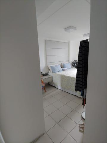 Apartamento 89m na beira mar do Cabo Branco - Foto 9