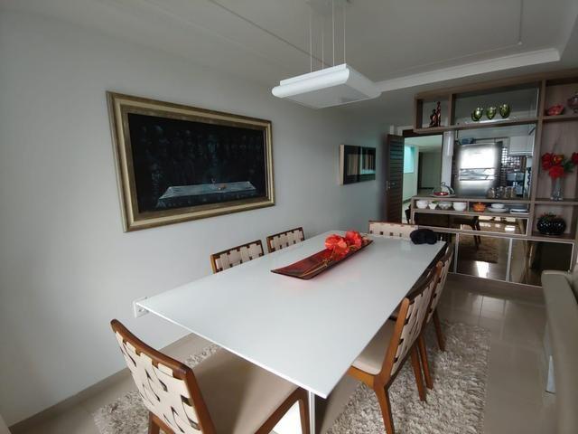 Apartamento 89m na beira mar do Cabo Branco - Foto 3