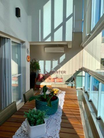 Apartamento Duplex com 3 quartos à venda, 155 m² Setor Bueno - Foto 13