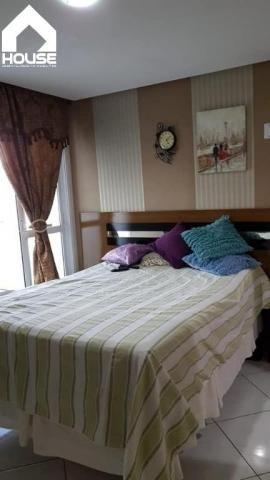 Apartamento à venda com 3 dormitórios em Praia do morro, Guarapari cod:AP1013 - Foto 6