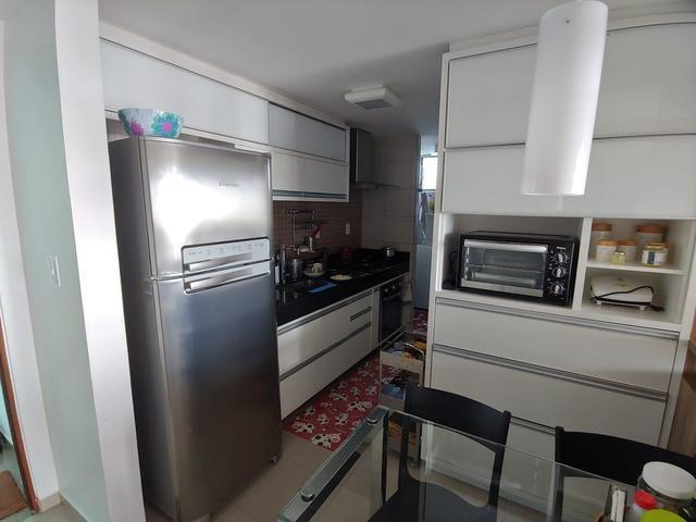 Apartamento 89m na beira mar do Cabo Branco - Foto 15
