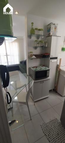 Apartamento à venda com 1 dormitórios em Enseada azul, Guarapari cod:H4804 - Foto 4