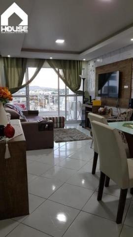 Apartamento à venda com 3 dormitórios em Praia do morro, Guarapari cod:AP1013