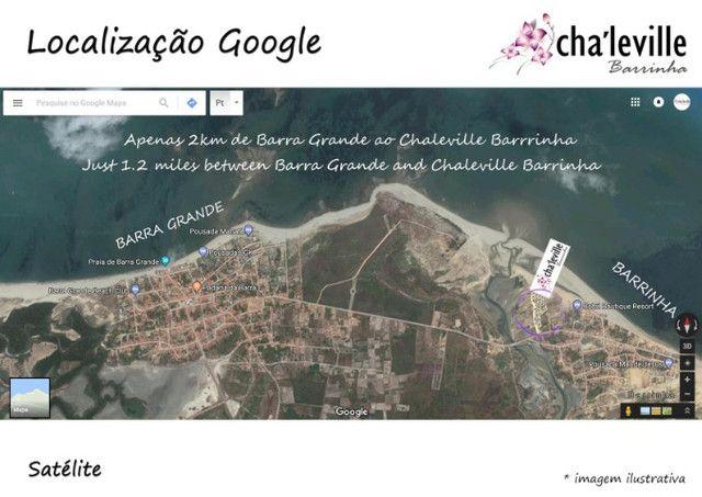 Chalé com Rooftop, 2 suítes, Praia da Barrinha - Foto 13
