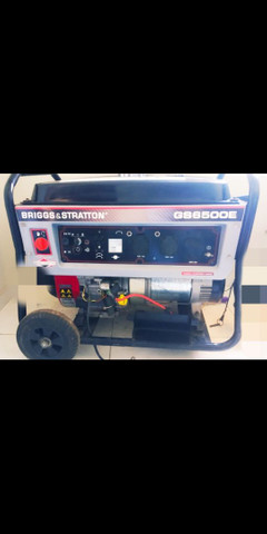 Gerador Briggs & Stratton GS 6500