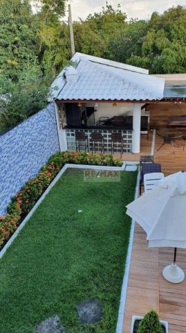 Casa Cond. Vilas do Jacuipe- 4 quartos sendo 2 suíte , 240 m² por R$ 920.000 - Barra do Ja - Foto 13
