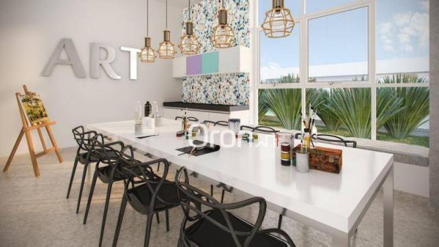 Apartamento à venda, 137 m² por R$ 880.000,00 - Park Lozandes - Goiânia/GO - Foto 5