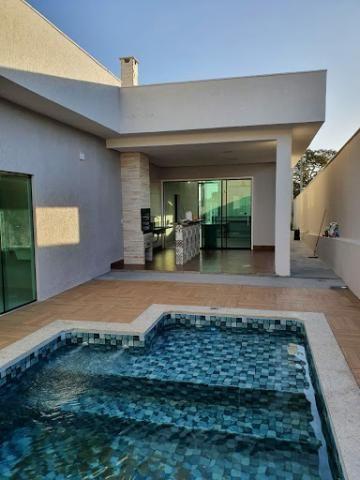 Casa à venda, 197 m² por R$ 580.000,00 - Sítio Recreio Encontro das Águas - Hidrolândia/GO - Foto 7