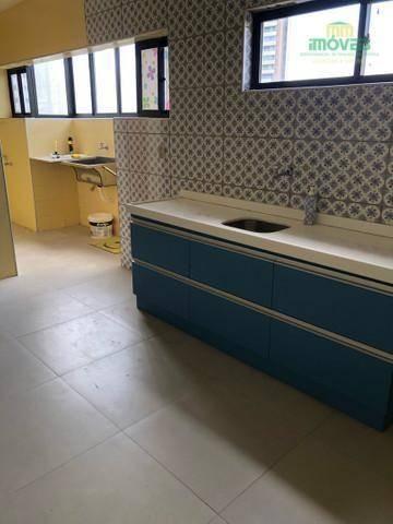 Apartamento com 3 dormitórios à venda, 160 m² por R$ 550.000,00 - Dionisio Torres - Fortal - Foto 6