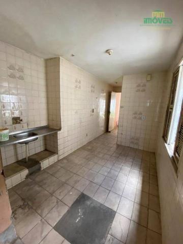 Casa com 2 dormitórios para alugar, 300 m² por R$ 2.800,00/mês - Vila União - Fortaleza/CE - Foto 15