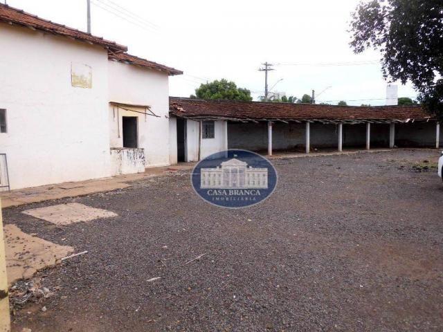 Prédio, 3000 m² - venda por R$ 2.500 o m² ou aluguel por R$ 50.000/mês - Centro - Araçatub - Foto 7