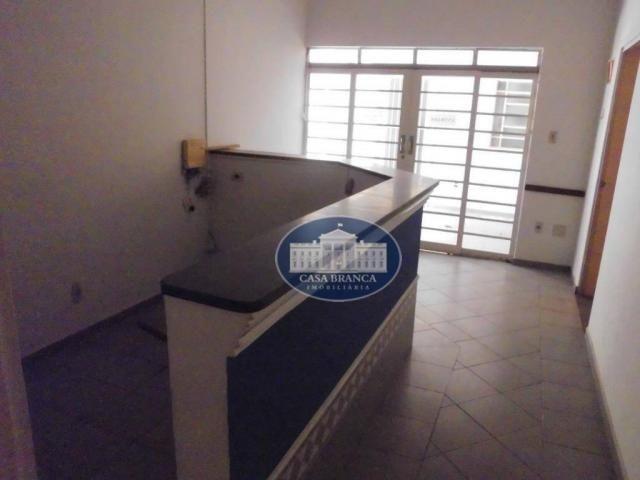 Casa com 4 dormitórios para alugar, 350 m² por R$ 2.400/mês - Bairro das Bandeiras - Araça - Foto 8