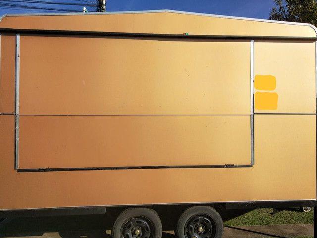 Vendo trailer semi novo - Foto 6