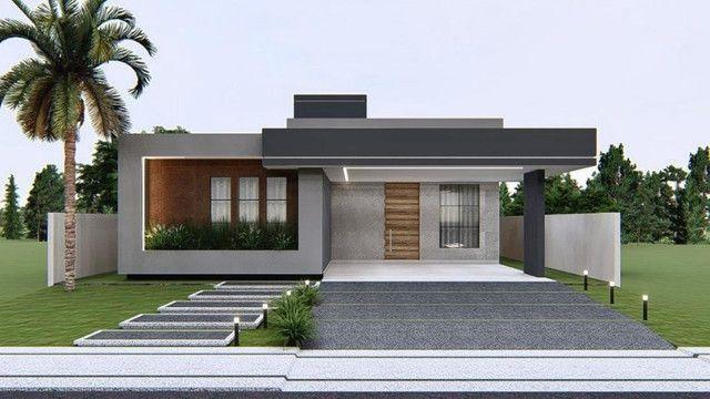 Belíssima casa com 4 suítes no mirante do lago - Plano Diretor Sul