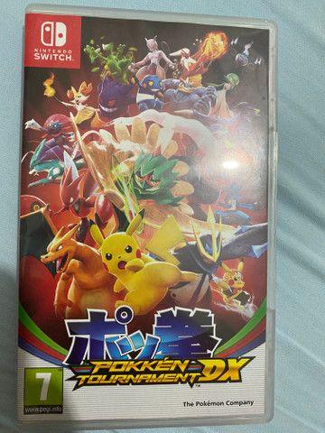 Pokémon pokkén tournament DX