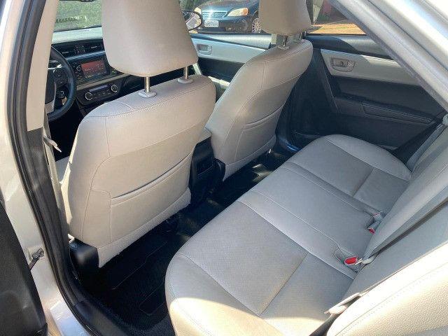 Toyota corolla xei 2.0 completo automático - 2015 - Foto 3