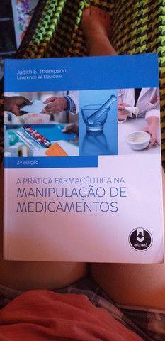 Vendo Livro de farmacotecnica