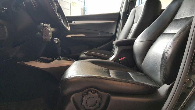 Honda City 1.5 automático EXL completíssimo, impecavel - Foto 18