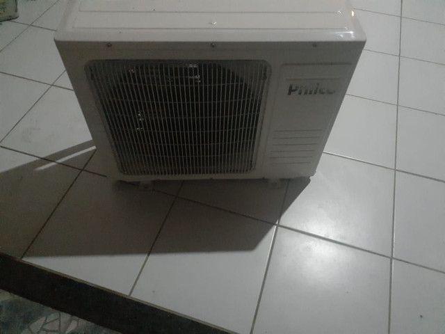 Ar-condicionado 9000 btus Philco em ótimo estado de conservação  - Foto 2