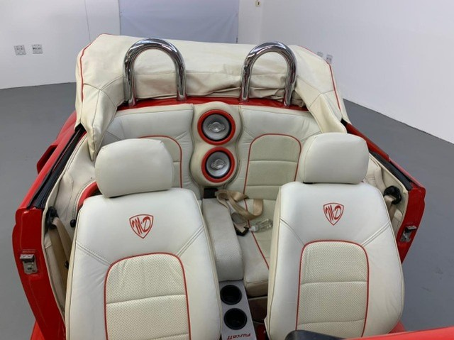 Fusca TT Cabriolet Customizado  - Foto 11