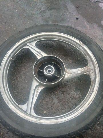 Vendo esse par de rodas  - Foto 4