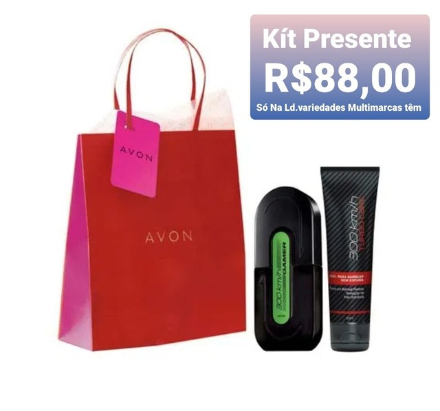 Kits presentes Avon só na Ld.variedades Multimarcas têm  - Foto 4