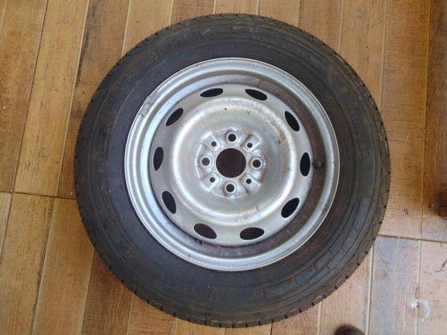 Jogo de pneu  - Foto 2
