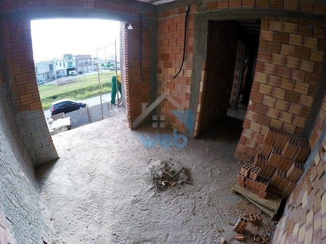 Excelente sobrado de esquina à venda no Bairro Campo de Santana, em fase de construção, co - Foto 13