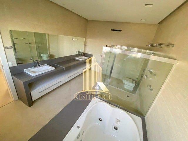 Casa de Luxo Alphaville 1 - Cuiabá - ótima localização no condomínio.  - Foto 13