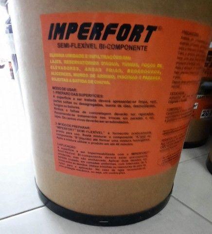 IMPERFORT<br>SEMI-FLEXÍVEL BI-COMP. - Foto 2