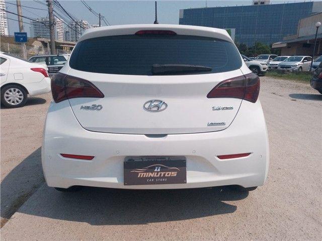 Hyundai Hb20 2015 1.6 premium 16v flex 4p automático - Foto 7