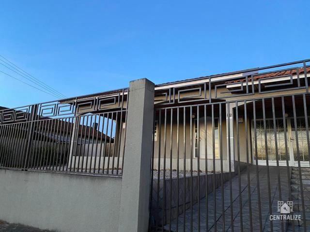 Casa à venda com 3 dormitórios em Uvaranas, Ponta grossa cod:1580