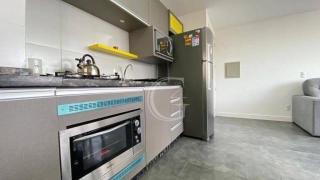 Apartamento com 1 dormitório à venda, 52 m² por R$ 350.000,00 - Praia da Cal - Torres/RS - Foto 3