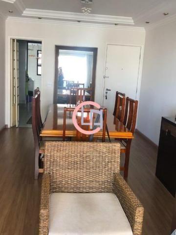 Apartamento para aluguel, 4 quartos, 2 suítes, 2 vagas, Centro - São Bernardo do Campo/SP - Foto 3