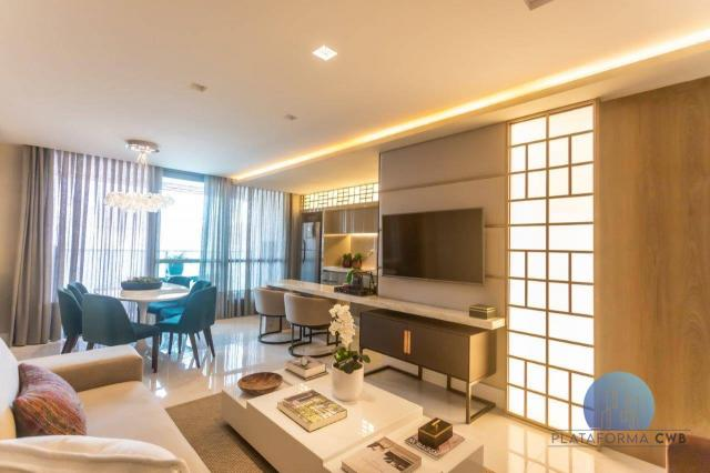 Apartamento com 2 dormitórios à venda por R$ 780.700,00 - Mercês - Curitiba/PR - Foto 12