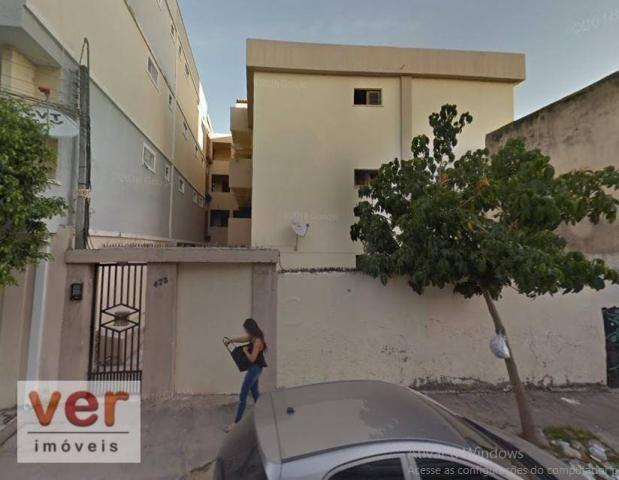 Apartamento para alugar, 52 m² por R$ 1.000,00/mês - Benfica - Fortaleza/CE