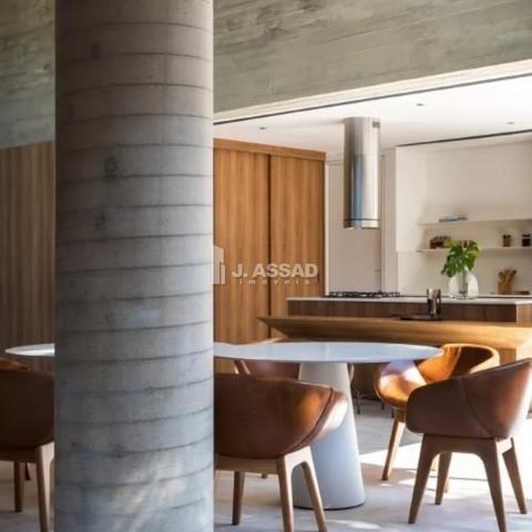 Apartamento à venda com 4 dormitórios em Cabral, Curitiba cod:AP0100 - Foto 9