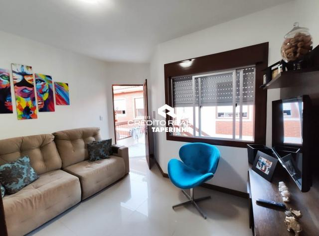 Apartamento à venda com 1 dormitórios em Pinheiro machado, Santa maria cod:100460 - Foto 6